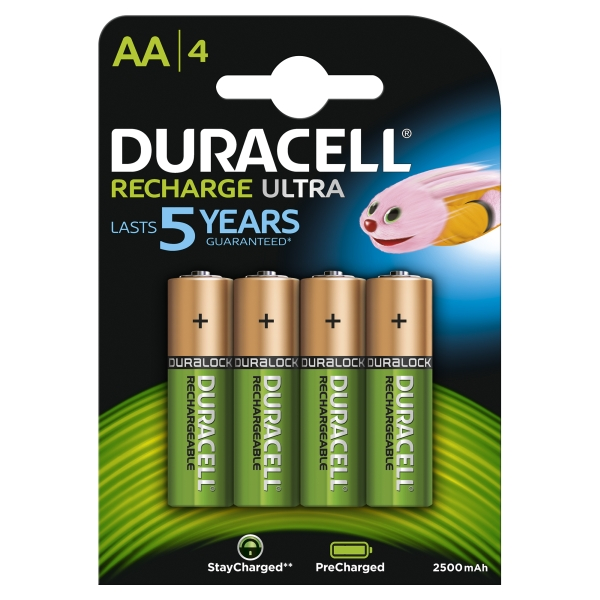 Rechargeables