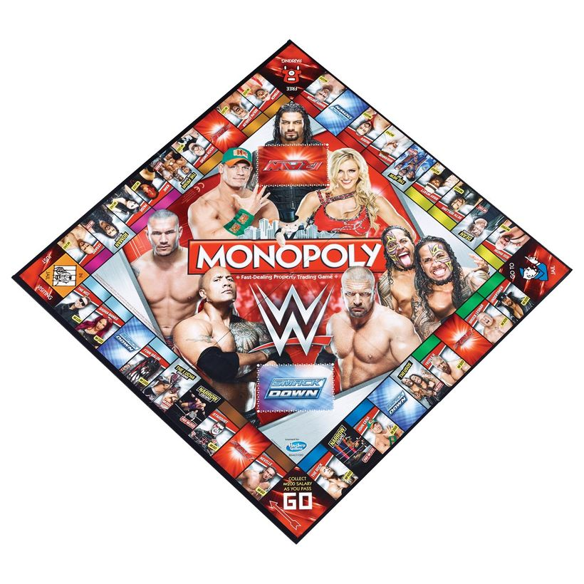 27+ Wwe Board Game Background
