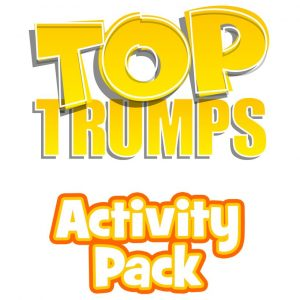 Top Trumps Activity Pack