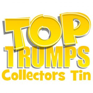 Top Trumps Collectors Tin
