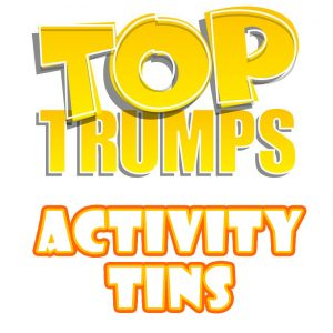 Top Trumps Activity Tin